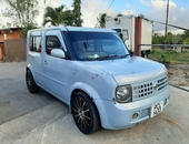 Nissan Cube, 2007, PCL