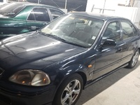 Honda Civic, 1997, PBL