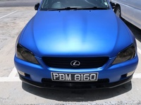Lexus IS, 1999, PBM
