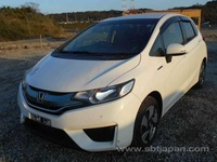 Honda Fit, 2016, roll on roll off