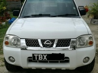 Nissan Frontier, 2005, TBX