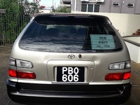 Toyota Other, 1991, PBO