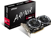MSI Radeon RX 470 ARMOR 4GB Like New