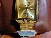 Citizen Male Gold Watches Brand New/Each