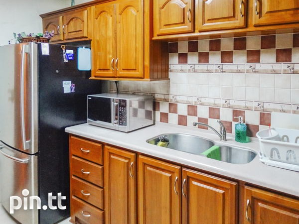 Trincity - Fully Furnished 3 Bedroom Home-4