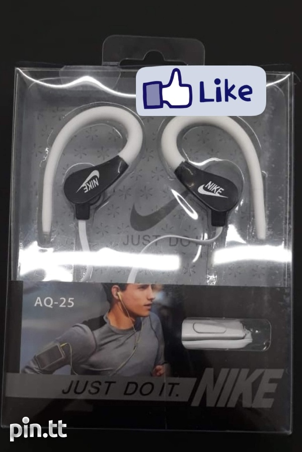 Nike headphones