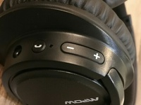 H7 Bluetooth/Wired Headphones With Microphone
