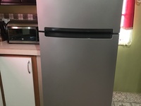 Whirlpool 18 CFT Silver Top Mount Refrigerator.