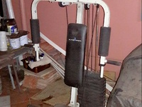 Sunbanker Full Home Gym