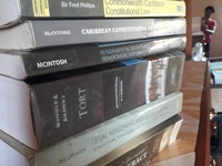 Used law textbooks