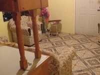 1 bedroom, fully furnished, shared facilities
