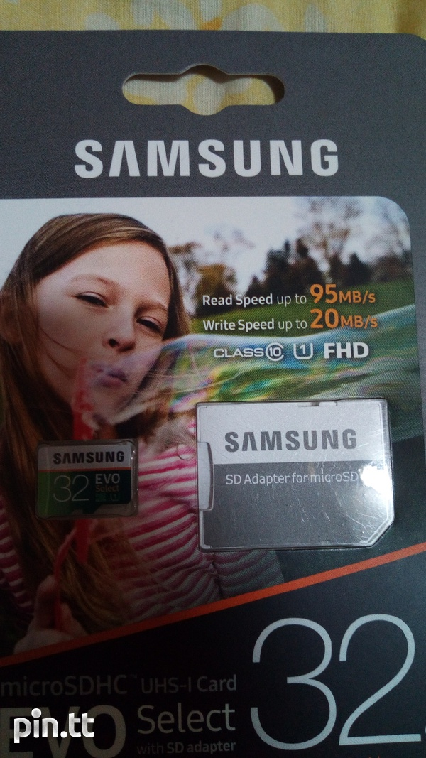 New 32gb class 10 memory cards-2