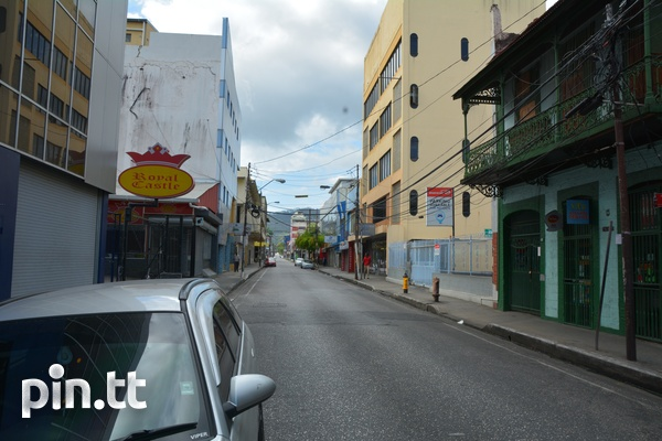 3 Storey Commercial Building Available, Frederick Street, POS-3