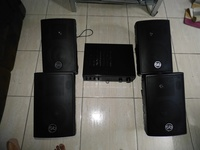 PA system / audio for home or business- APA-3500BT