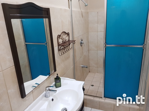 Fully Air Conditioned 2 Bedroom Apartment in Couva-6