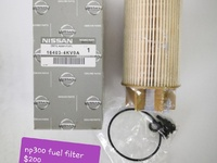 Pickup filters