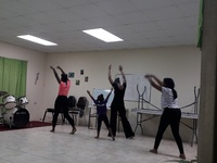 Modern dance classes