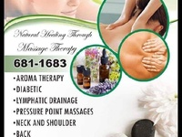 Therapeutic Massages