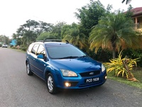 Ford Focus, 2006, PCD