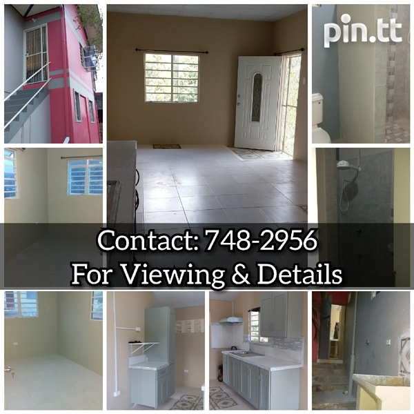 New Upstairs 2-Bedroom House with a View-2