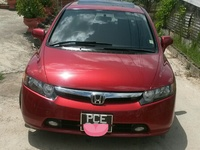 Honda Civic, 2009, PCE