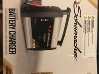 Schumacher 6A Battery Charger/ Maintainer