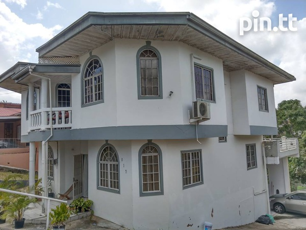 Palmiste, San Fernando home with 3 bedrooms-1
