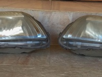 NZE 141 Toyota feilder wagon headlights left and right
