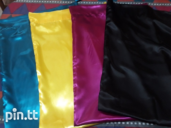 Satin hair care pillowcases