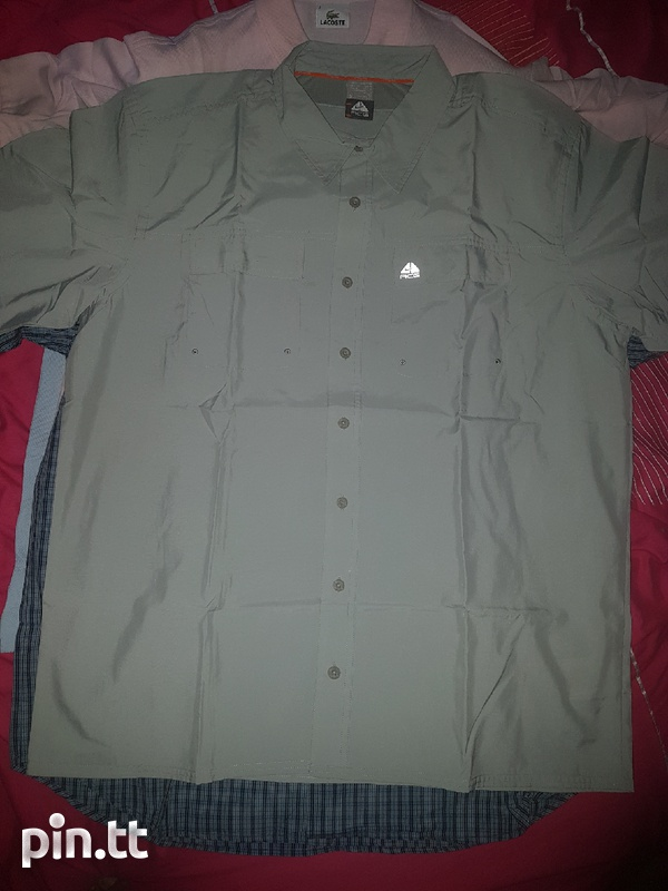 Original Nike acg shirt men xl-1
