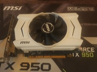 GTX 950 2GB Graphics Card