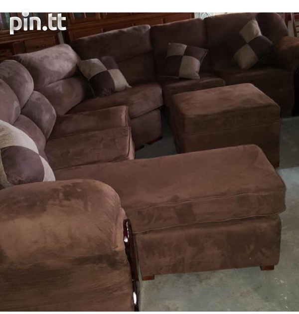 Sectional living room set-1