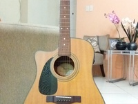 Left handed fender acoustic electric