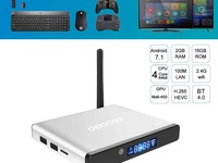 Android TV Box Fully programmed