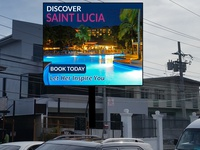 ADVERTISE HERE - DIGITAL BILLBOARD ON EMR, BARATARIA