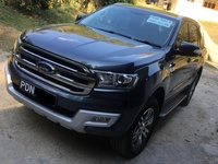 Ford Everest, 2016, PDN
