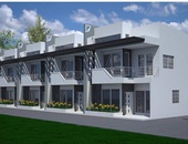 Central Townhomes with 3 Bedrooms