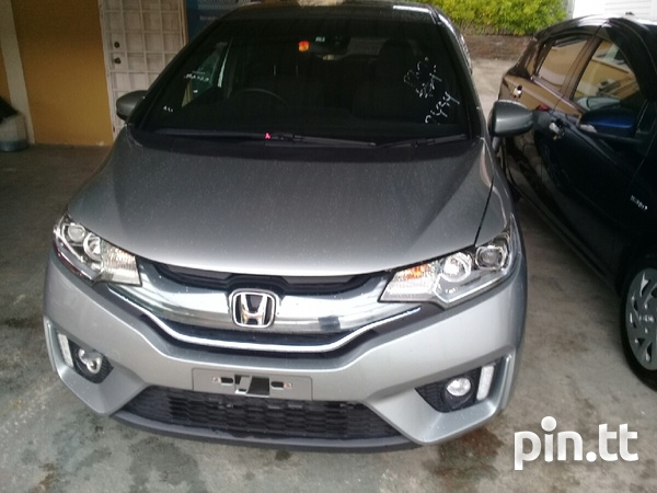 Honda Fit, 2015, RoRo-2