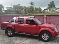 Nissan Frontier, 2009, TBY
