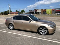 BMW 5-Series, 2009, PCK