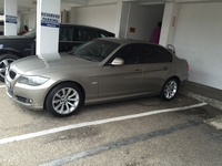 BMW 3-Series, 2010, PCP