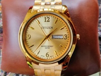 Citizen All Gold Jumbo Men's Watch Brand New
