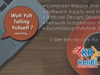 PC Computer Repairs Webdesign Web Development