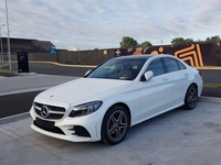 Mercedes Benz C-Class, 2019, unregistered