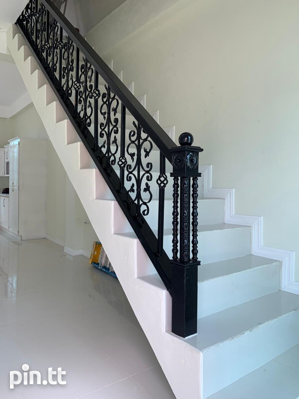 Piarco Townhouse with 2 bedrooms-5