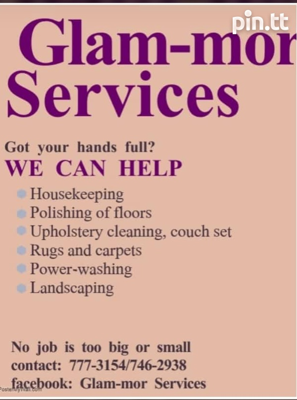 Glam-mor services , quality services, unmatched value-4