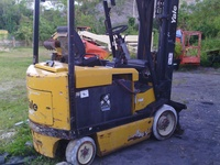 36 volts Yale electric forklift
