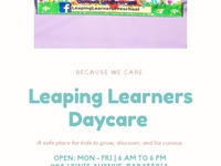 Leaping Learners Daycare Services