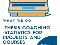 Thesis and Statistics Assistance