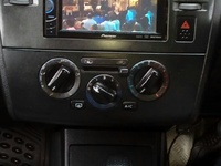 Double din pioneer head unit
